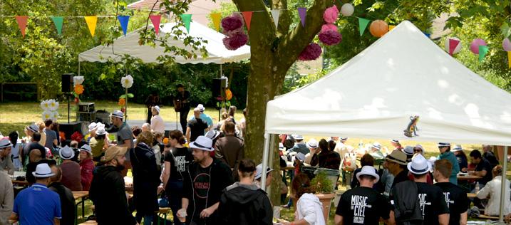 Festival Music en ciel - Pique-nique musical le dimanche